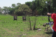 Archery base